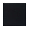 Bodrum Linens Skate Black Square Placemat (set of 4)