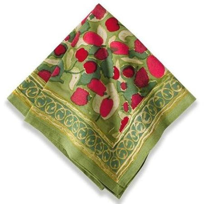 Couleur Nature Fruit Red Green Napkin
