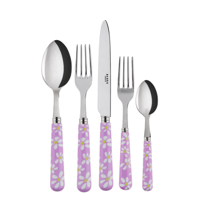 Sabre Paris Marguerite Pink Place Setting