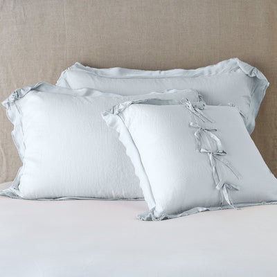 Bella Notte Linens Delphine Cloud Pillow Shams