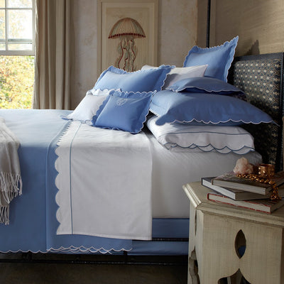 Matouk Diamond Pique Coverlets & Shams