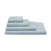 Le Jacquard Francais Lula Blue Ice Bath Towels