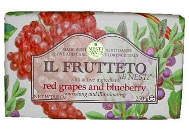 Nesti Dante Red Grapes and Blueberry Soap