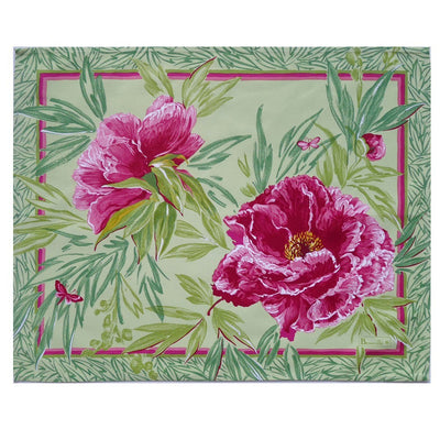 Beauville Pivoines Purple Placemat
