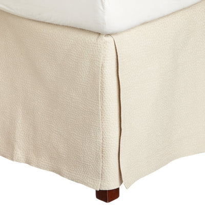 Peacock Alley Montauk Tailored Bedskirt