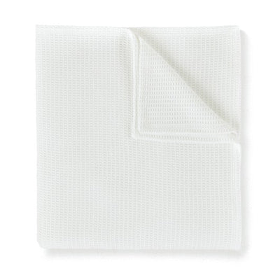 Peacock Alley Riviera White Blanket