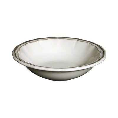 Gien Filet Taupe Cereal Bowl
