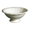 Gien Filet Taupe Serving Bowl