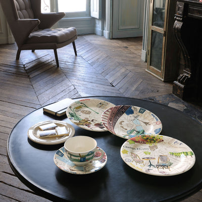 Gien Paris Paris Dinnerware