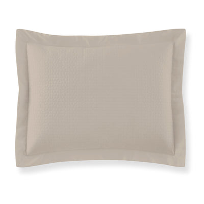 PEACOCK ALLEY Hamilton Platinum Pillow Sham