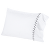 John Robshaw Stitched Ink Pillowcase