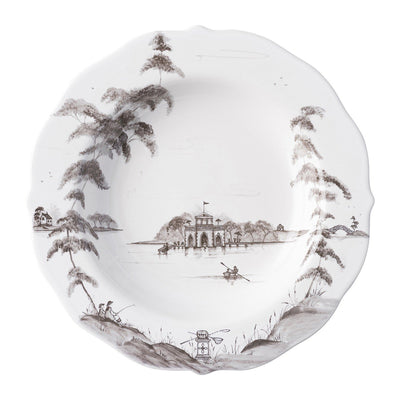 Juliska Country Estate Flint Soup Bowl