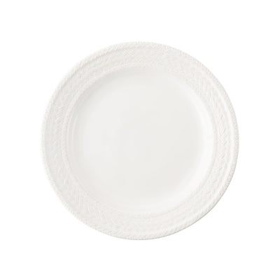Juliska Le Panier Whitewash Salad Plate