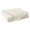 Lands Downunder Cream Mohair Throw