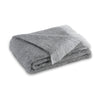 Lands Downunder Pewter Mohair Throw