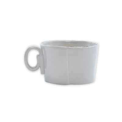 Vietri Lastra Light Gray Jumbo Cup
