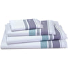 Le Jacquard Francais Folk Adriatic Bath Towels