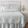 Bella Notte Linens Cloud Luna Coverlet