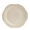 Madeira Harvest Vanilla Cream Dinner Plate