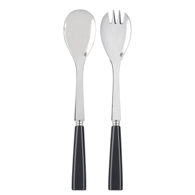 Sabre Paris Natura Dark Grey Salad Set