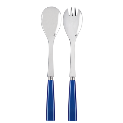 Sabre Paris Natura Lapis Blue Salad Set