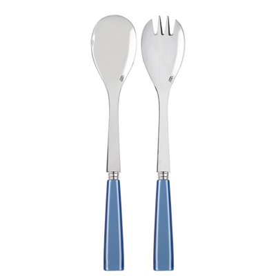 Sabre Paris Natura Light Blue Salad Set