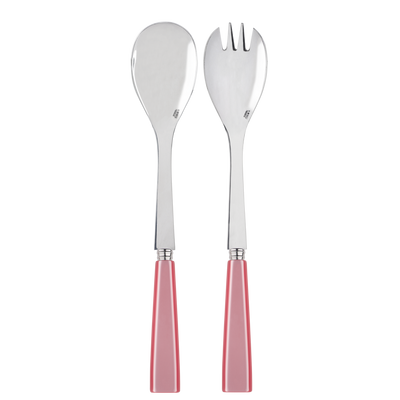Sabre Paris Natura Light Pink Salad Set