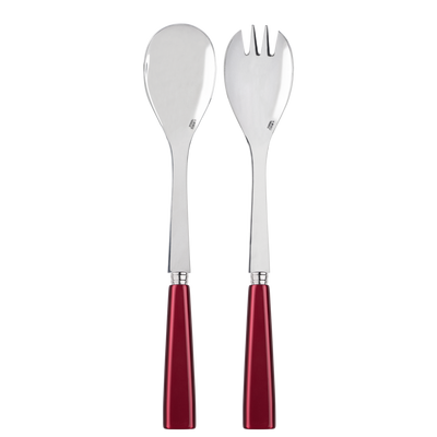 Sabre Paris Natura Red Salad Set