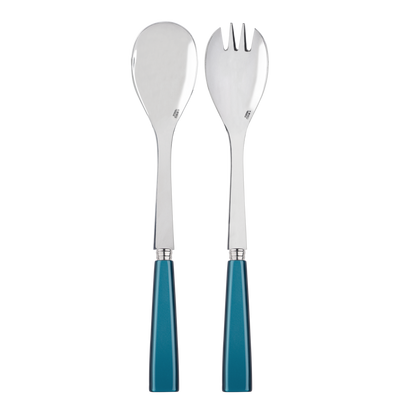 Sabre Paris Natura Turquoise Salad Set