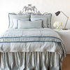 Bella Notte Linens Paloma Mineral Personal Comforter