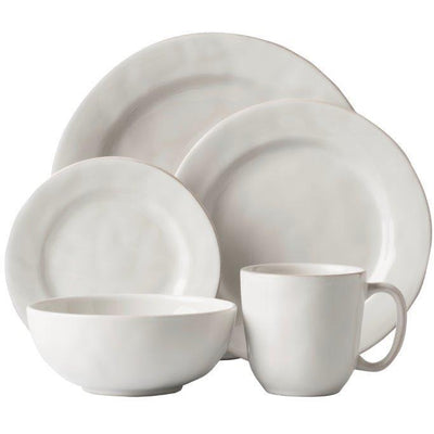 Juliska Puro Whitewash 5-piece Place Setting