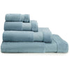 Le Jacquard Francais Caresse Blue Ice Bath Towels