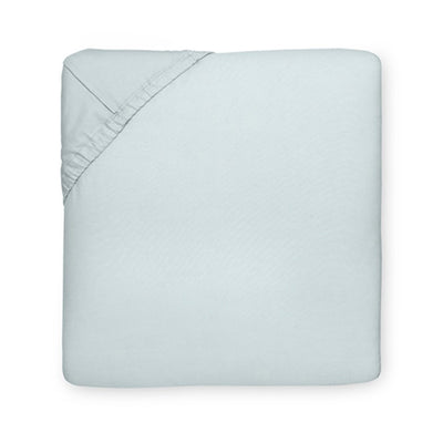 Sferra Celeste Ice Fitted Sheet