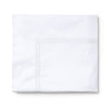 Sferra Diamante White Flat Sheet