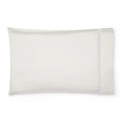 Sferra Mellisimo Ivory Pillowcase
