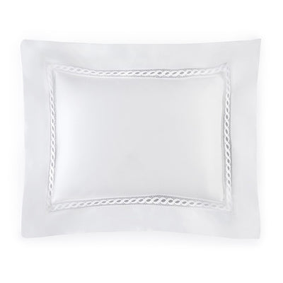 Sferra Millesimo White Pillow Sham