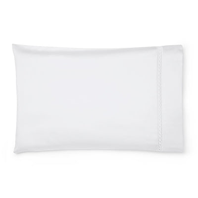 Sferra Millesimo White Pillowcase