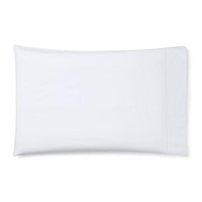 Sferra Sereno White Pillowcase