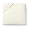 Sferra Tesoro Ivory Fitted Sheet