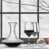 Simon Pearce Madison Wine Carafe