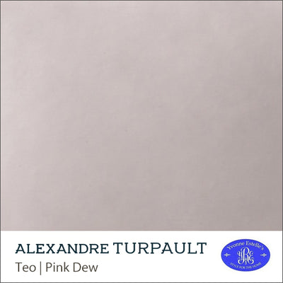 Alexandre Taupault Teo Pink Dew Swatch