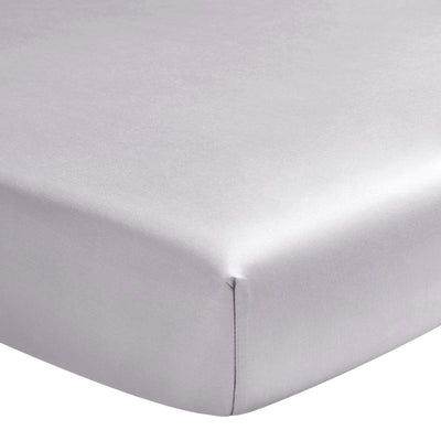Alexandre Taupault Teo Platinum Fitted Sheet