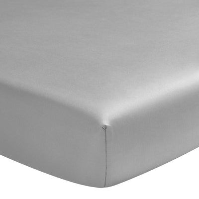 Alexandre Taupault Teo Silver Fitted Sheet