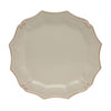 Casafina Vintage Port Cream Round Dinner Plate