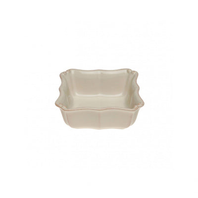 Casafina Vintage Port Cream Square Cereal Bowl