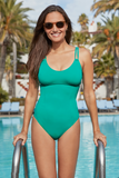 Catalina - Double Strap Maillot One Piece