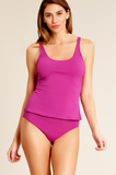Catalina - Scoop Neck Tankini Top