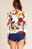 Catalina - Long Sleeve Rash Guard Top