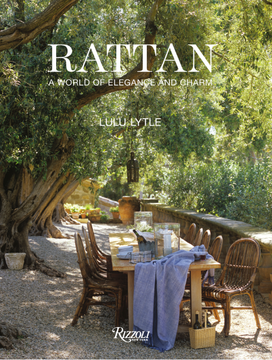 Rattan - A World of Elegance and Charm signed by Lulu Lytle