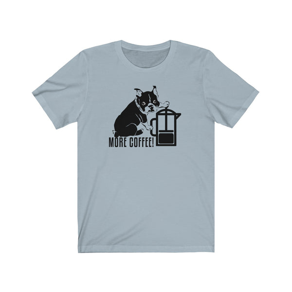 French Bulldog, French Press (light color shirts)